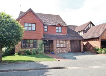 Thumbnail 5 bed detached house for sale in The Greens, Rushmere St. Andrew, Ipswich