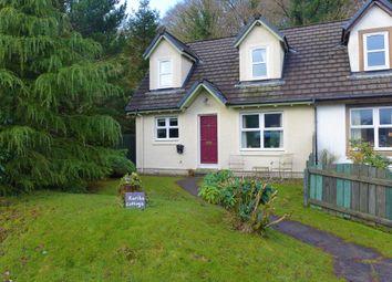 Thumbnail 2 bed semi-detached house for sale in Karibu Cottage, Cairnbaan Lea, Cairnbaan, Lochgilphead