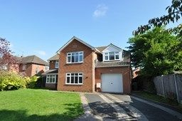 Thumbnail 4 bed detached house to rent in Crabtree Lane, Bromsgrove