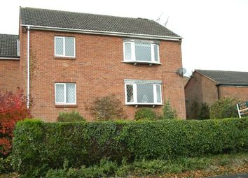 Thumbnail 2 bed flat for sale in Meadow Court, Broadmeadows, South Normanton, Alfreton
