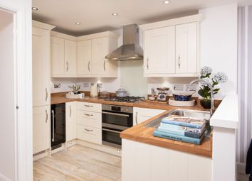 "Thumbnail 4 bed semi-detached house for sale in ""Kingsville"" at Musselburgh Way, Bourne"