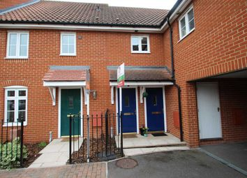 Thumbnail 2 bed maisonette for sale in Turing Court, Grange Farm, Kesgrave, Ipswich