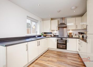 Thumbnail 4 bed detached house to rent in Fourier Grove, Dartford