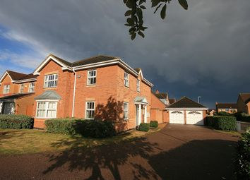 Thumbnail 4 bed detached house to rent in Woodgate Road, Wootton, Northampton