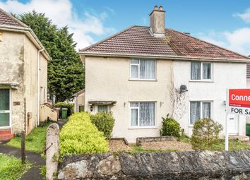 2 bed semi-detached house for sale in Barne Road, Plymouth PL5