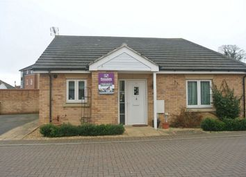 Thumbnail 2 bed semi-detached bungalow for sale in Whitby Avenue, Eye, Peterborough, Cambridgeshire
