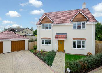 Thumbnail 3 bed detached house for sale in Brookside Drive, Farmborough, Bath