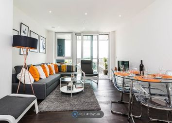 Thumbnail 1 bed flat to rent in Pinto Tower, London