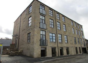 Thumbnail 2 bed flat to rent in Flat 2, Sude Hill Mill, New Mill