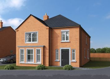 Thumbnail 4 bedroom detached house for sale in Regent Park, North Road, Newtownards
