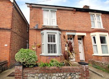 Thumbnail 3 bedroom end terrace house for sale in Stanhope Road, Littlehampton