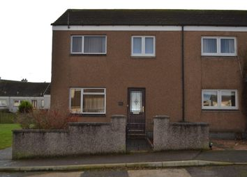 Thumbnail 3 bed end terrace house for sale in Cockmuir Place, Elgin