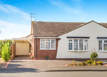 Thumbnail 2 bedroom semi-detached bungalow for sale in Dovehouse Drive, Wellesbourne, Warwick