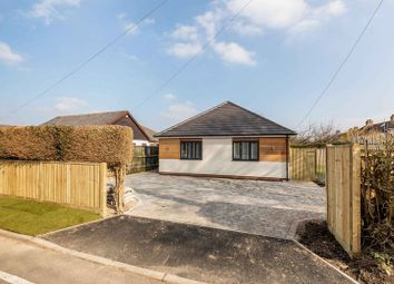 Thumbnail 3 bed detached bungalow for sale in Haslemere Road, Southbourne, Emsworth