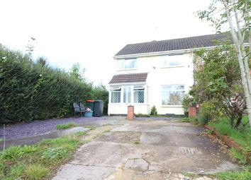 Thumbnail 3 bed semi-detached house for sale in Humber Road, Bettws, Newport