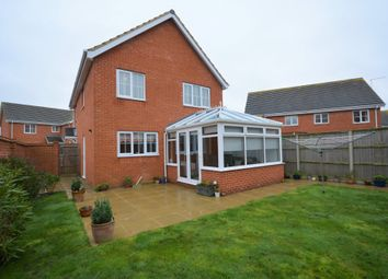 Thumbnail 4 bed detached house for sale in Pinebanks, Lowestoft, Suffolk