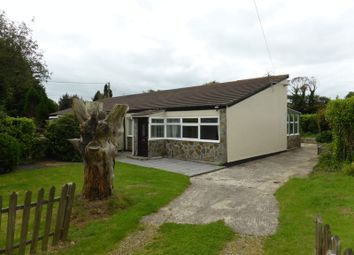 Thumbnail 2 bed semi-detached bungalow for sale in Fowey