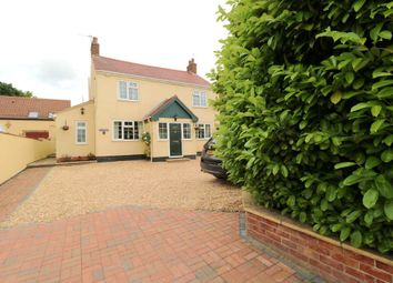 Thumbnail 4 bed detached house for sale in Brethergate, Westwoodside, Doncaster