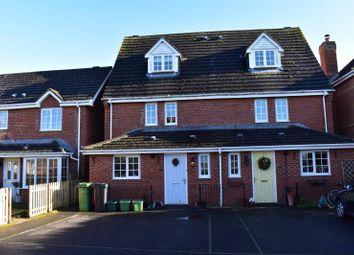 Thumbnail 4 bed semi-detached house for sale in Kennedy Meadow, Hungerford