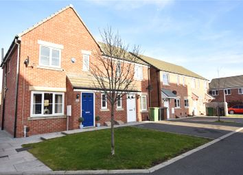 Thumbnail 3 bed semi-detached house for sale in St. Gabriel Court, Leeds, West Yorkshire