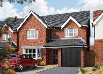 "Thumbnail 4 bed detached house for sale in ""The Haddon"" at Weights Lane Business Park, Weights Lane, Redditch"