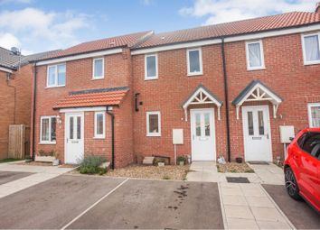 Thumbnail 2 bed terraced house for sale in Cupola Close, North Hykeham, Lincoln