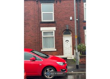 Thumbnail 2 bed terraced house to rent in Edge Lane, Droylsden, Manchester