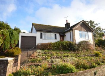 Thumbnail 2 bed detached bungalow for sale in Derncleugh Gardens, Dawlish, Devon