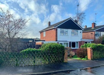 3 bed detached house for sale in Croughton Close, Kingsthorpe, Northampton NN2