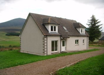 Thumbnail 4 bed detached house for sale in Glenrinnes Estate, Dufftown, Glenrinnes