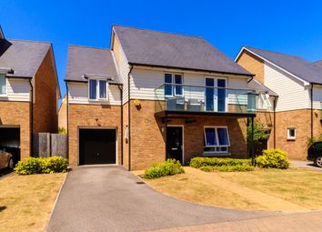 Thumbnail 4 bed detached house for sale in Spindle Close, Epsom