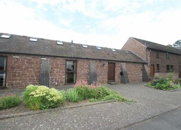 Thumbnail 2 bed barn conversion to rent in Lower Farm Court, Pitchford, Shrewsbury