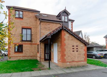Thumbnail 1 bed flat for sale in Hulton Close, Southampton