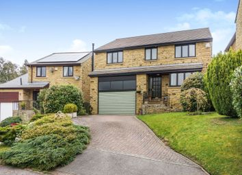 Thumbnail 4 bedroom detached house for sale in Wetherby Close, Shotley Bridge, Consett