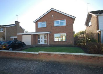 Thumbnail Detached house for sale in Malvern Road, Aylesbury, Buckinghamshire