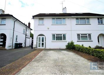 Thumbnail 4 bed semi-detached house to rent in Pyecombe Corner, Woodside Park