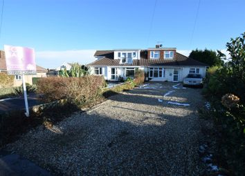 Thumbnail 3 bed semi-detached house for sale in Quantock Road, Portishead, Bristol