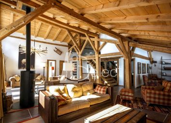Thumbnail 5 bed farmhouse for sale in Les Gets, Avoriaz, Haute-Savoie, Rhône-Alpes, France