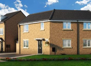 "Thumbnail 3 bed property for sale in ""The Ambrose At Moorland View, Bishop Auckland"" at Bishop Auckland"