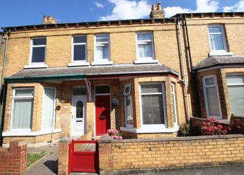 Thumbnail 3 bed terraced house for sale in Elmville Avenue, Scarborough