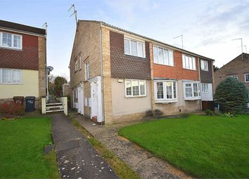 Thumbnail 2 bedroom maisonette for sale in Spinney Hill Road, Parklands, Northampton