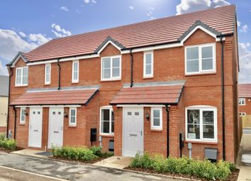 Thumbnail 2 bed terraced house for sale in 36 Watchman Walk, Tamworth