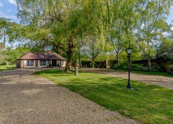 Thumbnail 2 bed detached house to rent in The Cottage, Braybourne End, Kennel Lane, Kinsbourne Green, Harpenden