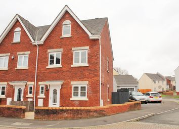 Thumbnail 3 bed semi-detached house for sale in Heol Islwyn, Fforestfach, Swansea