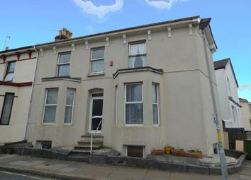 Thumbnail 4 bed end terrace house for sale in Plymouth, Devon