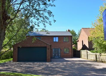 Thumbnail 4 bed detached house for sale in Church End, Gedney