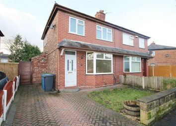 Thumbnail 3 bed semi-detached house for sale in Grosvenor Avenue, Warrington