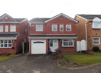 Thumbnail 4 bed detached house for sale in Sandalwood, Westhoughton, Bolton