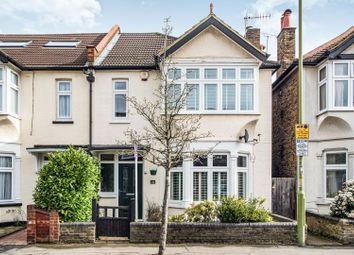 Thumbnail 4 bed semi-detached house for sale in Queens Avenue, Watford
