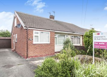 Thumbnail 2 bed semi-detached bungalow for sale in Whitton Road, Stockton-On-Tees